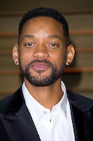 Will Smith arriving for the 2014 Vanity Fair Oscars Party, Los Angeles. 02/03/2014 Picture by: James McCauley/Featureflash