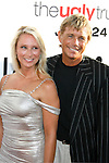 """HOLLYWOOD, CA. - July 16: Christopher Atkins and guest arrives at the Los Angeles premiere of """"The Ugly Truth"""" held at the Pacific's Cinerama Dome on July 16, 2009 in Hollywood, California."""