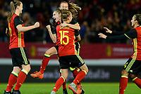 2017.10.20 Belgium - Romania