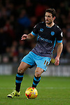 Rhoys Wiggins of Sheffield Wednesday - Capital One Cup Quarter-Final - Stoke City vs Sheffield Wednesday - Britannia Stadium - Stoke - England - 1st December 2015 - Picture Simon Bellis/Sportimage