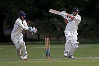 J Sorrell of Hornchurch during Hornchurch CC (batting) vs Billericay CC, Shepherd Neame Essex League Cricket at Harrow Lodge Park on 8th June 2019