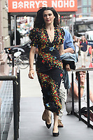 NEW YORK, NY - JULY 13: Rachel Weisz seen arriving at The Public Theater on July 13, 2017 in New York City. Credit: DC/Media Punch