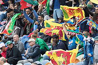 Sri Lankan flags flying during Afghanistan vs Sri Lanka, ICC World Cup Cricket at Sophia Gardens Cardiff on 4th June 2019
