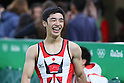 Kenzo Shirai (JPN), <br /> AUGUST 3, 2016 - Artistic Gymnastics : <br /> Men's Official Training <br /> Horizontal Bar <br /> at Rio Olympic Arena <br /> during the Rio 2016 Olympic Games in Rio de Janeiro, Brazil. <br /> (Photo by YUTAKA/AFLO SPORT)