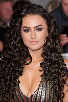 Amber Davies <br /> arriving for the National Television Awards 2018 at the O2 Arena, Greenwich, London<br /> <br /> <br /> ©Ash Knotek  D3371  23/01/2018