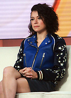 SEP 21 Tatiana Maslany Seen At NBC's Today Show