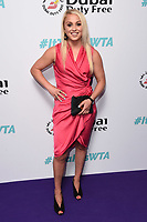 Aimee Fuller<br /> arriving for the WTA Summer Party 2019 at the Jumeirah Carlton Tower Hotel, London<br /> <br /> ©Ash Knotek  D3512  28/06/2019
