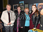 Joe, Susan, Kathleen and Sherona Kermath at Mornington Gospel Choir 20th anniversary show in the Droichead Arts Centre. Photo:Colin Bell/pressphotos.ie