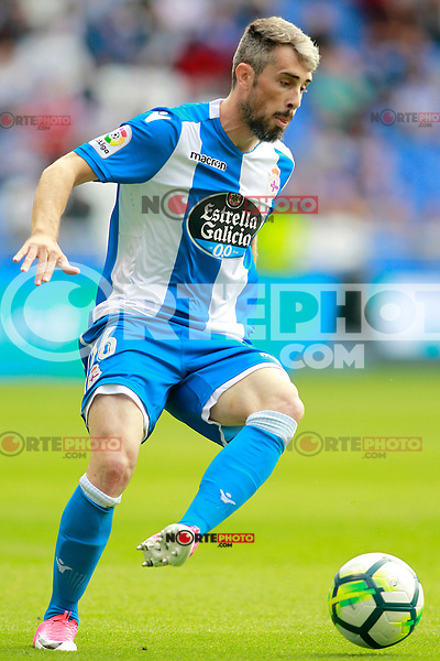 Real Sociedad's Luisinho Correia during La Liga match. September 10,2017. (ALTERPHOTOS/Acero) /NortePhoto.com