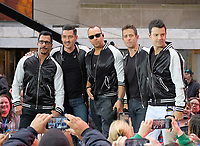 www.acepixs.com<br /> <br /> May 15 2017, New York City<br /> <br /> Pop band New Kids on the Block perform on the Today Show on May 15 2017 in New York City<br /> <br /> By Line: Curtis Means/ACE Pictures<br /> <br /> <br /> ACE Pictures Inc<br /> Tel: 6467670430<br /> Email: info@acepixs.com<br /> www.acepixs.com