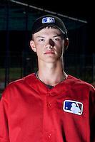 Baseball - MLB European Academy - Tirrenia (Italy) - 20/08/2009 - Aliaksei Lukashevich (Belarus)