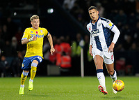 West Bromwich Albion's Jake Livermore in action<br /> <br /> Photographer David Shipman/CameraSport<br /> <br /> The EFL Sky Bet Championship - West Bromwich Albion v Leeds United - Saturday 10th November 2018 - The Hawthorns - West Bromwich<br /> <br /> World Copyright © 2018 CameraSport. All rights reserved. 43 Linden Ave. Countesthorpe. Leicester. England. LE8 5PG - Tel: +44 (0) 116 277 4147 - admin@camerasport.com - www.camerasport.com