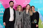 Natalia de Molina and Pilar Palomero attend 23th Malaga Film Festival cocktail party at Circulo de Bellas Artes on March 03, 2020 in Madrid, Spain.(ALTERPHOTOS/ItahisaHernandez)