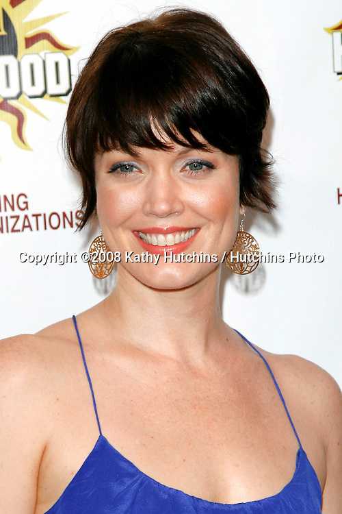 "Bellamy Young.3rd Annual ""Hot in Hollywood"".Avalon Nightclub.Los Angeles, CA.August 16, 2008.©2008 Hutchins Photo...."