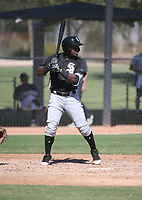 Luis Alexander Basabe - 2017 AIL White Sox (Bill Mitchell)