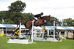 Stamford, Lincolnshire, United Kingdom, 8th September 2019, Matthew Heath (GB) & The Lion during the Show Jumping Phase on Day 4 of the 2019 Land Rover Burghley Horse Trials, Credit: Jonathan Clarke/JPC Images