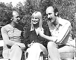Peter Paul and Mary 1978 Survival Sunday.© Chris Walter.