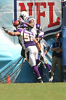 09/11/11 San Diego, CA: San Diego Chargers tight end Antonio Gates #85 during an NFL game played at Qualcomm Stadium between the San Diego Chargers and the Minnesota Vikings. The Chargers defeated the Vikings 24-17.