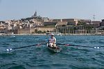 PLM a la Rame - Arrivée Marseille