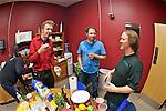 Tom Cleary & Todd Isler Jon Fishman At Port City Music Hall