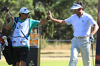 Gonzalo Fedz-Castano (ESP) during the third round of the Magical Kenya Open presented by ABSA played at Karen Country Club, Nairobi, Kenya. 16/03/2019<br /> Picture: Golffile | Phil Inglis<br /> <br /> <br /> All photo usage must carry mandatory copyright credit (&copy; Golffile | Phil Inglis)