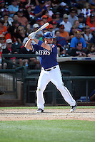 Patrick Kivlehan - Texas Rangers 2016 spring training (Bill Mitchell)