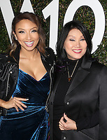 Los Angeles, CA - NOVEMBER 02: Jeannie Mai, Mama Mai at The Who What Wear 10th Anniversary #WWW10 Experience At W Los Angeles in Who What Wear Store, California on October 29, 2016. Credit: Faye Sadou/MediaPunch