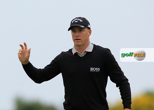 Alex Noren (SWE) on the 10th tee during Round 4 of the 100th Open de France, played at Le Golf National, Guyancourt, Paris, France. 03/07/2016. <br /> Picture: Thos Caffrey | Golffile<br /> <br /> All photos usage must carry mandatory copyright credit   (&copy; Golffile | Thos Caffrey)
