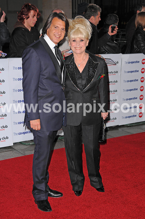 **ALL ROUND PICTURES FROM SOLARPIX.COM**                                             **WORLDWIDE SYNDICATION RIGHTS**                                                                                  Caption: attends the Variety Club Showbiz Awards at Grosvenor House, London, UK. 14 November 2010                                                              This pic: Barbara Windsor                                                JOB REF: 12478 MSR       DATE: 14_11_2010                                                           **MUST CREDIT SOLARPIX.COM OR DOUBLE FEE WILL BE CHARGED**                                                                      **MUST AGREE FEE BEFORE ONLINE USAGE**                               **CALL US ON: +34 952 811 768 or LOW RATE FROM UK 0844 617 7637**