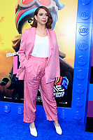 "LOS ANGELES - FEB 2:  Maya Rudolph at ""The Lego Movie 2: The Second Part"" Premiere at the Village Theater on February 2, 2019 in Westwood, CA"