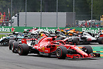 02.09.2018, Autodromo di Monza, Monza, FORMULA 1 GRAN PREMIO HEINEKEN D'ITALIA 2018<br />