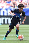 Rika Masuya (JPN), JUNE 5, 2016 - Football / Soccer : Women's International Friendly match between United States 2-0 Japan at FirstEnergy Stadium in Cleveland, Ohio, United States. (Photo by AFLO)
