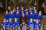 A great day for the pupils of Miss O'Dowd's Class CBS Clounalour, Tralee on Friday as Bishop Bill Murphy confirmed them in St John's Church, Tralee. ..   Copyright Kerry's Eye 2008