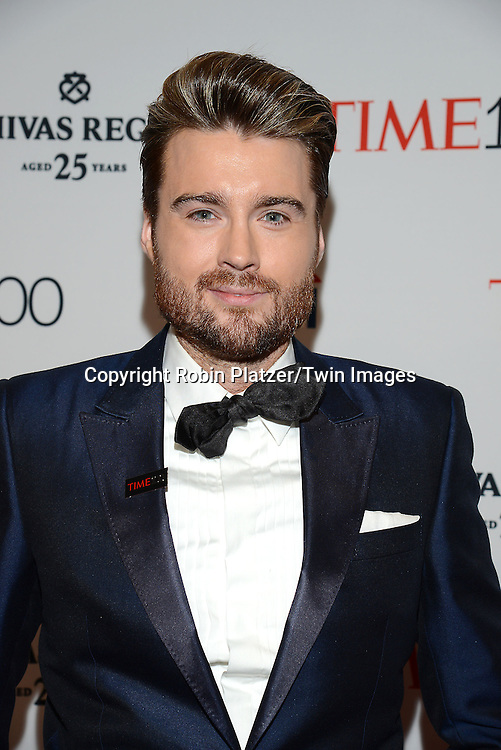 Pete Cashmore attends the TIME 100 Issue celebrating the 100 Most Influential People in the World on April 21, 2015 <br /> at Frederick P Rose Hall at Lincoln Center in New York City, New York, USA.<br /> <br /> photo by Robin Platzer/Twin Images<br />  <br /> phone number 212-935-0770