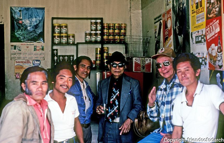 Philippines: Baguio--The Boys. Photo '82.