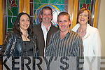 Pictured at the Mid Kerry Farmers Dance in the Heights Hotel, Killarney on Saturday night were Eileen and Niall Roche with Timmy and Ciara Roche.   Copyright Kerry's Eye 2008