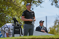 Matthew Wallace (ENG) looks over his tee shot on 12 during day 1 of the WGC Dell Match Play, at the Austin Country Club, Austin, Texas, USA. 3/27/2019.<br /> Picture: Golffile | Ken Murray<br /> <br /> <br /> All photo usage must carry mandatory copyright credit (© Golffile | Ken Murray)