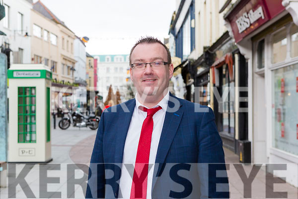 Why Do Love shopping in Killarney? Denis Murphy' People are nice their is great quality in clothes and food and most important is that people are very nice here and their is a great selection in the town',