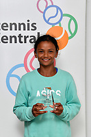 20191028 Tennis - Junior Masters Finals