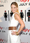Jennifer Morrison at The Columbia Pictures' Premiere of The Ugly Truth held at The Cinerama Dome in Hollywood, California on July 16,2009                                                                   Copyright 2009 DVS / RockinExposures