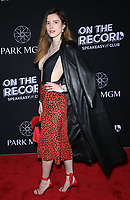 JAN 19 On The Record Grand Opening Red Carpet at Park MGM
