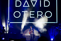 David Otero live during VivaDial concert  at Wizink Center in Madrid, Spain September 09, 2017. (ALTERPHOTOS/Borja B.Hojas) /NortePhoto.com