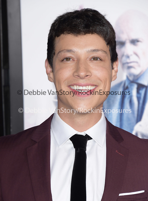 Reynaldo Pacheco attends The Warner Bros. Pictures' L.A. Premiere of Our Brand is Crisis held at The TCL Chinese Theatre  in Hollywood, California on October 26,2015                                                                               © 2015 Hollywood Press Agency