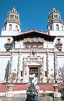 Hearst Castle: La Casa Grande. Photo '86.