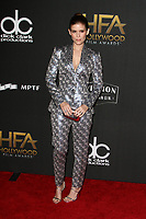 BEVERLY HILLS, CA - NOVEMBER 5: Kate Mara, at The 21st Annual Hollywood Film Awards at the The Beverly Hilton Hotel in Beverly Hills, California on November 5, 2017. Credit: Faye Sadou/MediaPunch