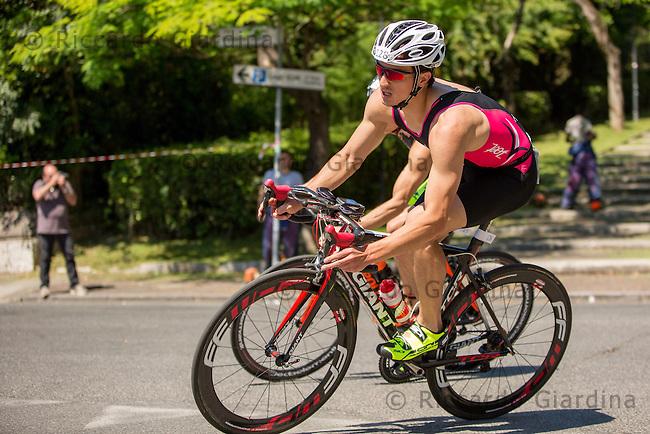 21/05/2016 - Grand Prix Triathlon Italia - 1^ tappa Roma