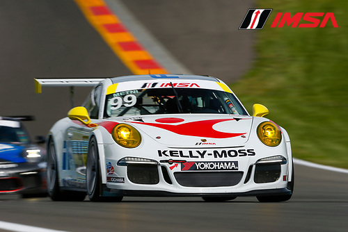 Porsche GT3 Cup Challenge USA / CAN<br /> Sahlen's Six Hours of the Glen<br /> Watkins Glen International, Watkins Glen, NY USA<br /> Thursday 29 June 2017<br /> 99, Alan Metni, GT3G, USA, 2016 Porsche 991<br /> World Copyright: Jake Galstad/LAT Images