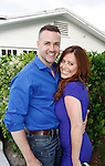 Melissa Archer - Actress from Days and One Life To Live poses with John Driscoll Y&R donated their time to Southwest Florida 16th Annual SOAPFEST - a celebrity weekend May 22 thru May 25, 2015 benefitting the Arts for Kids and children with special needs and ITC - Island Theatre Co. as it presented A Night of Stars on May 23 , 2015 at Bistro Soleil, Marco Island, Florida. (Photos by Sue Coflin/Max Photos)