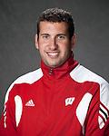 2010-11 UW Swimming and Diving Team - Luke Lengfeld. (Photo by David Stluka)