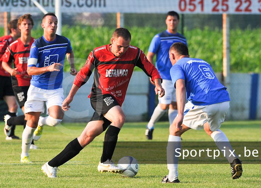 Winkel Sport : Jens Vandamme.foto VDB / Bart Vandenbroucke